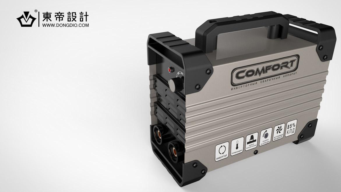 工业电焊机设计——温州东帝工业设计有限公司